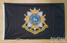- BEDFORDSHIRE AND HERTFORDSHIRE REGIMENT ANYFLAG RANGE - VARIOUS SIZES